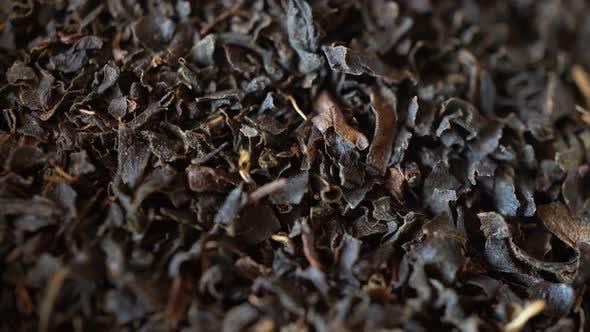 Thumbnail for Rotation Makro Schwarzer Tee