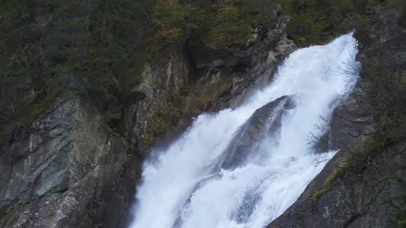 View Of The Krimml Waterfalls 6