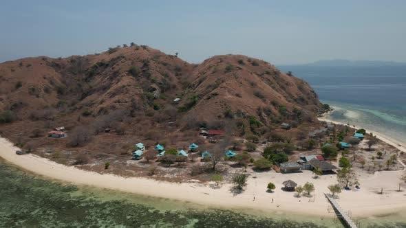 Drone Of Kanawa Island Resort