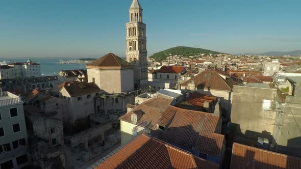 Thumbnail for The historic complex of Split