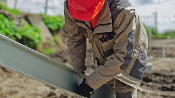 Thumbnail for Solar panels installation