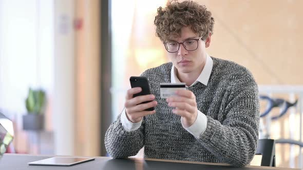 Thumbnail for Online Shopping Failure on Smartphone By Young Man