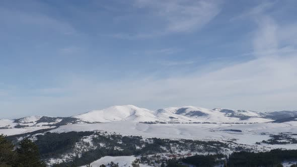 Thumbnail for Beautiful nature of mountain region in western Serbia 4K 2160p 30fps UltraHD footage - Zlatibor tour