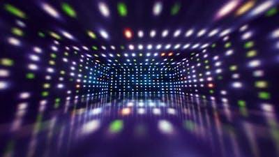 DJ Light Shiny Room