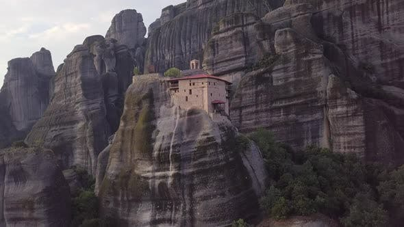Thumbnail for Monastery on the rocks of Meteora