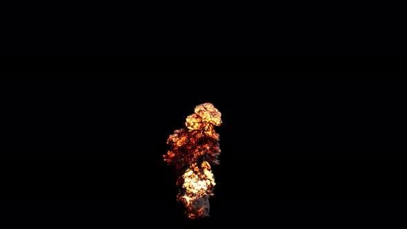 Thumbnail for Explosion 4K