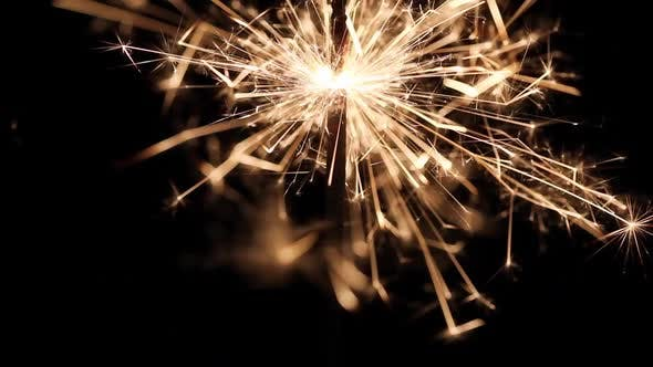 Thumbnail for Lightening Christmas Sparkler