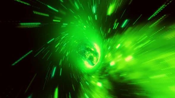 Thumbnail for Vortex Wormhole Green Loop