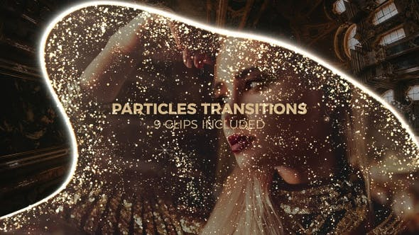 Cover Image for Particles Transitions