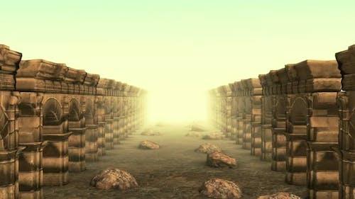 Ancient Wall Hd