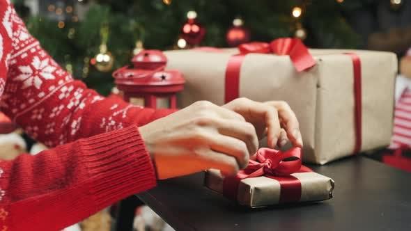 Thumbnail for Christmas Present Wrapping