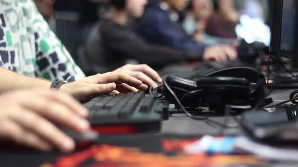 Cyber Sport And Gaming