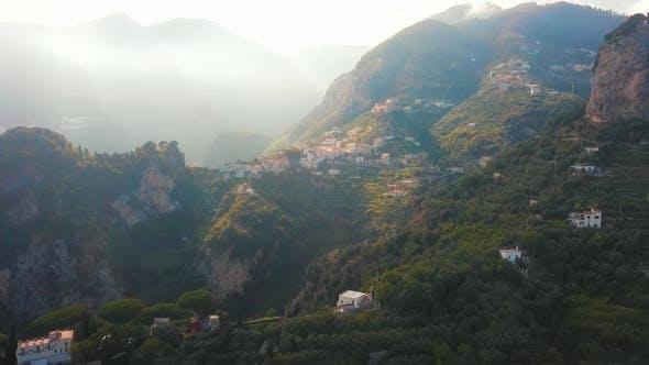 Thumbnail for Ravello, Village in the Mountains, Amalfi Coast