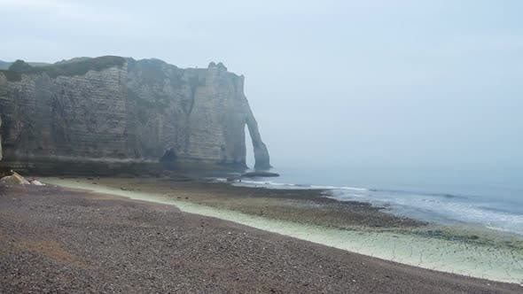 Rocky Cliffs And The Sea 20