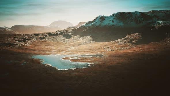 Thumbnail for Polar Ural Mountain and Fields