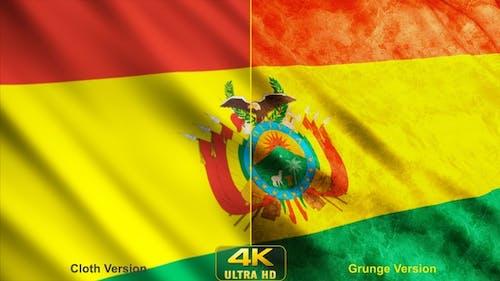 Bolivia Flags