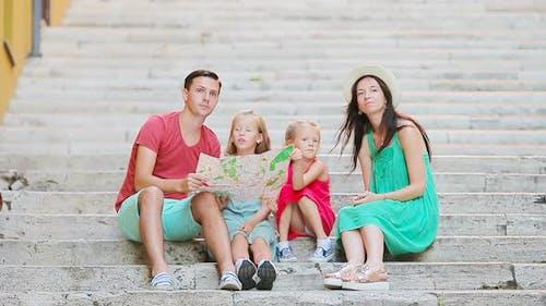 Familienurlaub in Europa