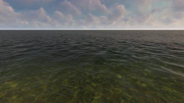 Thumbnail for Flying On The Beach 03 4K