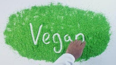 Green Writing   Vegan