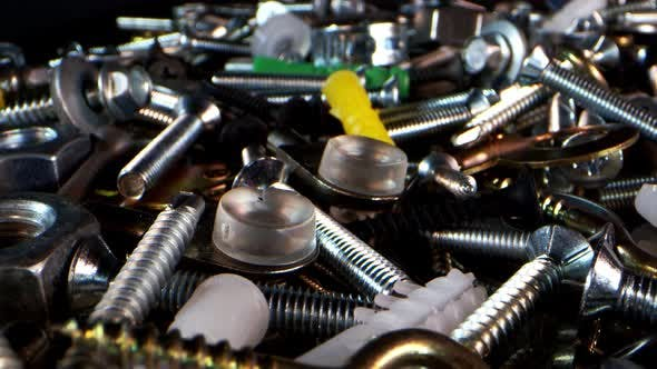 Stainless Steel Bolts Screws Dowels Nails And Nuts 5