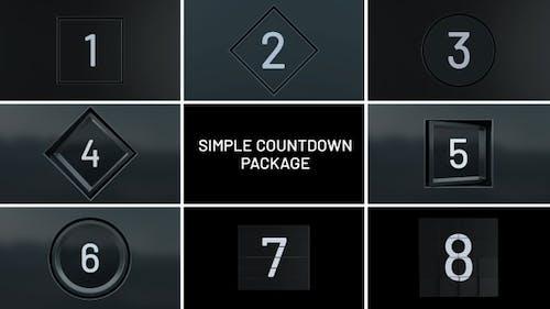 Simple Countdown Package