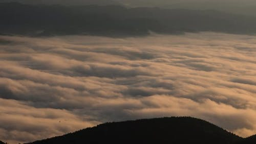 Cloudscape-Zeitraffer