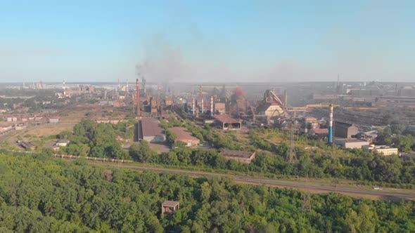 Thumbnail for Blast Furnaces Smog