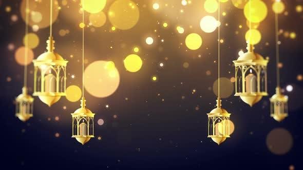 Thumbnail for Ramadan Kareem Festival Background