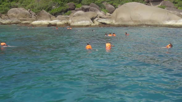 Thumbnail for Snorkeling Near Similans