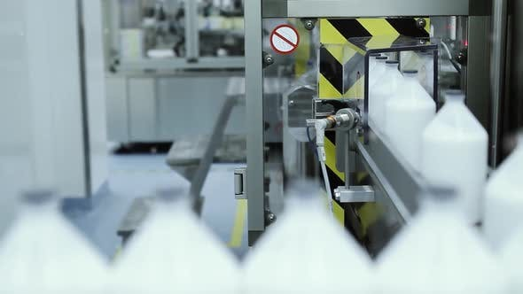 Thumbnail for Manufacture and Bottling of Drugs in a Pharmaceutical Production Plant.