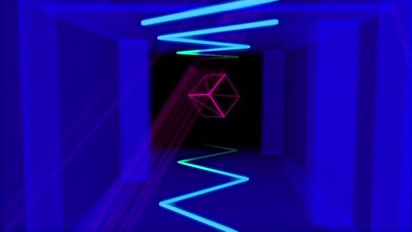 Thumbnail for Cube Dance Background