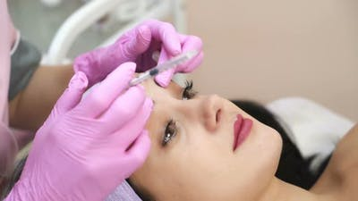 Procedure for Tightening and Smoothing Wrinkles