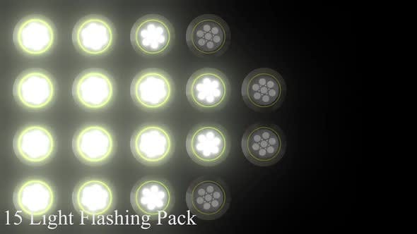 Thumbnail for 15 Light Flashing Pack