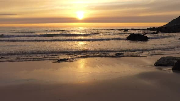 Thumbnail for Beautiful Sunset over the Sea