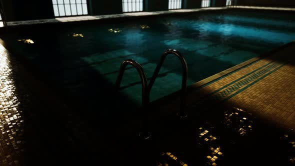 Thumbnail for Empty Swiming Pool for Competition