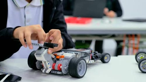 Study Robotics