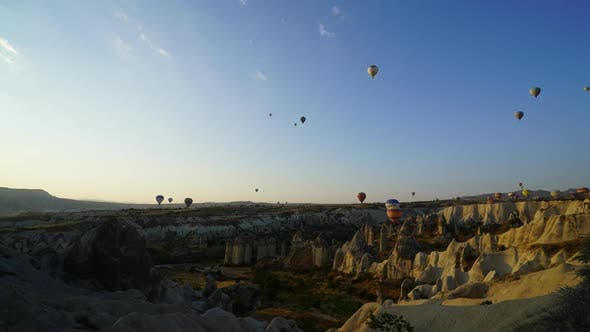 Thumbnail for Cappadocia  Balloons