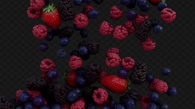 Fruits Pile