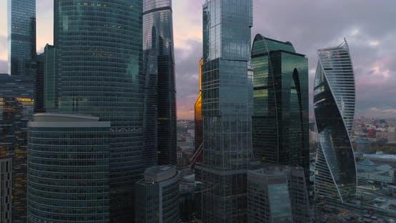 Thumbnail for Centro Negocios Moscú Ciudad