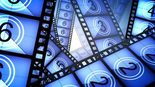 Count Down Film Reel