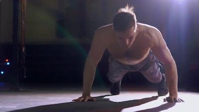 Sportsman Push Up