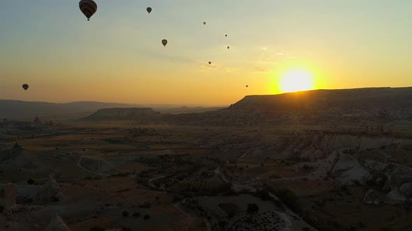 Thumbnail for Baloons Cappadocia