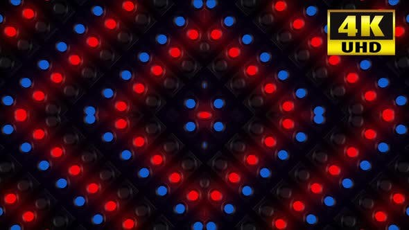 Cover Image for 14 Red Blue Light Effects Pack 4k