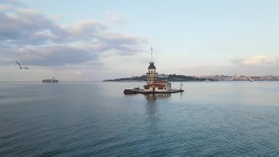 Maiden's Tower Istanbul Travel