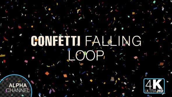 Thumbnail for Confetti Falling Pack