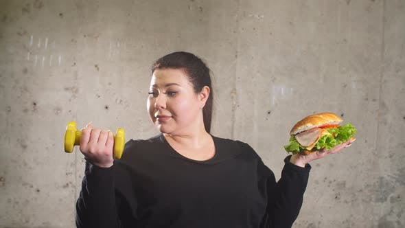 Thumbnail for Sport with Unhealthy Food