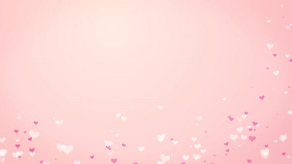 Thumbnail for Valentine's Day Hearts Background Pack