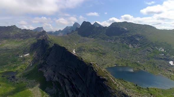 Thumbnail for Mountain Landscape 4