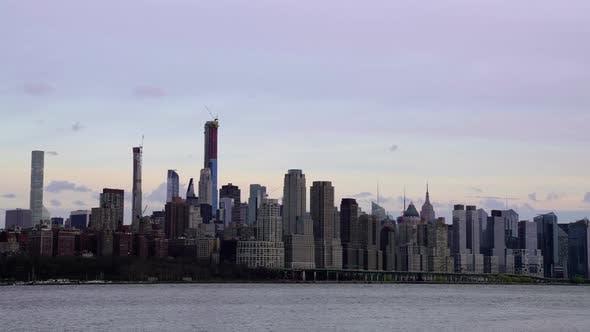 Thumbnail for Uptown New York City Skyline