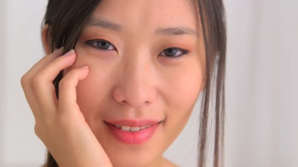 Thumbnail for Sweet portrait of Chinese woman